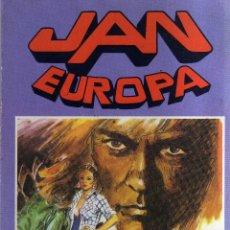 Tebeos: JAN EUROPA SELECCIÓN (NÚMERO 1, BRUGUERA, CJ148). Lote 45599322