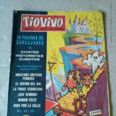 Tebeos: TIOVIVO Nº 5 - BRUGUERA. Lote 45617452
