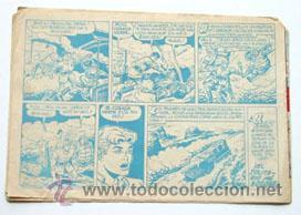 Tebeos: EL COSACO VERDE Nº 20, ORIGINAL - Foto 2 - 45699145