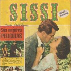 Tebeos: SISSI Nº 159 LA FULGURANTE VIDA DE JEAN SIMMONS EN FOTOS. Lote 45707123
