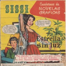 Tebeos: SISSI SELECCION DE NOVELAS GRAFICAS Nº 26. Lote 45723251