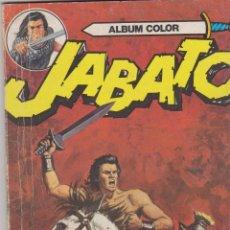 Tebeos: JABATO ALBUM COLOR, SERIE COMPLETA DE 12. Lote 45746994
