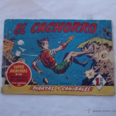 Tebeos: CACHORRO EL Nº 192 ORIGINAL. Lote 45775504