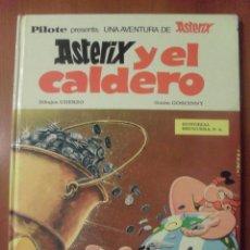 Tebeos: ASTERIX Y EL CALDERO, PILOTE, BRUGUERA,. Lote 45787982