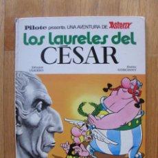 Tebeos: LOS LAURELES DEL CESAR, PILOTE ASTERIX. Lote 45794470