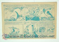 Tebeos: EL JABATO Nº 193, ORIGINAL DE BRUGUERA - Foto 2 - 45794663