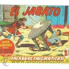 Tebeos: EL JABATO Nº 105, ORIGINAL DE BRUGUERA. Lote 45794715