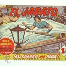 Tebeos: EL JABATO Nº 159, ORIGINAL DE BRUGUERA. Lote 45794772