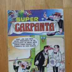 Tebeos: SUPER CARPANTA NUMERO 2, 1977. Lote 45799299