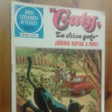 Tebeos: GATY - JOYAS LITERARIAS JUVENILES SERIE AZUL - Nº 89 1ª EDICION. Lote 44374921