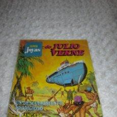 Tebeos: SUPER JOYAS DE JULIO VERNE N.17. Lote 45827993