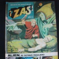 Tebeos: ZAS Nº 4. REVISTA DE AVENTURAS.BRUGUERA 1979.. Lote 45858988