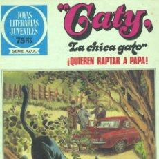 Tebeos: CATY, LA CHICA GATO Nº89. BRUGUERA, 1983. Lote 58937415