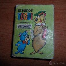 Tebeos: TELE INFANCIA Nº 18 EL HEROE YOGUI EDITORIAL BRUGUERA 1965. Lote 45932112