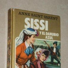 Tebeos: SISSI Y EL DANUBIO AZUL - COLECCION HISTORIAS SELECCION - BRUGUERA - ZPW - 1ª EDICION 1982. Lote 45980572