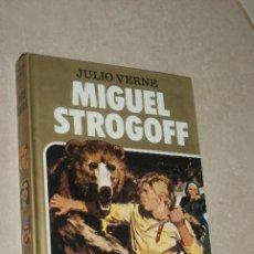 Tebeos: MIGUEL STROGOFF - JULIO VERNE - COLECCION HISTORIAS SELECCION - BRUGUERA - 1983 2ª EDICION - ZPW. Lote 45980695