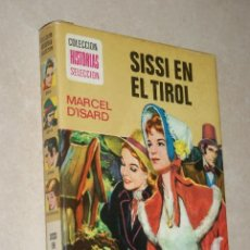 Tebeos: SISSI EN EL TIROL - COLECCION HISTORIAS SELECCION - BRUGUERA - ZPW - 5ª EDICION 1975. Lote 45982370