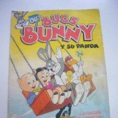 Tebeos: COLECCIÓN OLÉ! BUGS BUNNY Y SU PANDA. Nº 1 BRUGUERA - C65. Lote 45999302