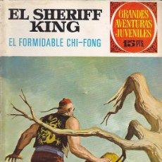 Tebeos: COMIC COLECCION SHERIFF KING Nº 26. Lote 219297005