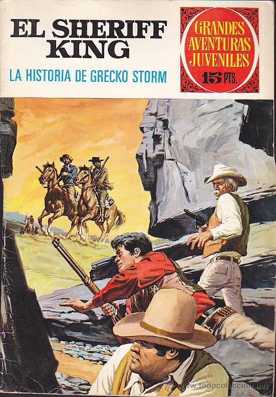 COMIC COLECCION SHERIFF KING Nº 20 (Tebeos y Comics - Bruguera - Sheriff King)