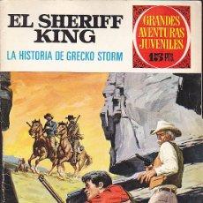 Tebeos: COMIC COLECCION SHERIFF KING Nº 20. Lote 219296962