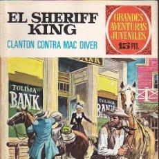 Tebeos: COMIC COLECCION SHERIFF KING Nº 14. Lote 46051419
