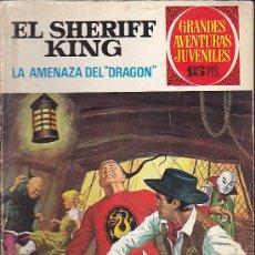Tebeos: COMIC COLECCION SHERIFF KING Nº 4. Lote 46051516