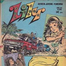 Tebeos: COMIC COLECCION LILY Nº 1141. Lote 46054344