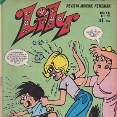 Tebeos: COMIC COLECCION LILY Nº 1155 CAPITULO CANDY Nº 5. Lote 46054509