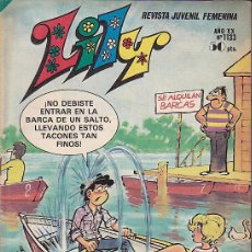 Tebeos: COMIC COLECCION LILY Nº 1133. Lote 46054666