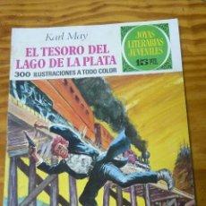 Tebeos: TEBEOS-COMICS GOYO - JOYAS LITERARIAS - VERDE - 3ª COLECCION - 15 PTS - Nº 55 - 2ª ED. ***CC99. Lote 46065282