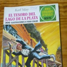 Tebeos: TEBEOS-COMICS GOYO - JOYAS LITERARIAS - VERDE - 3ª COLECCION - 15 PTS - Nº 55 - 1ª ED. *AA99. Lote 46065289
