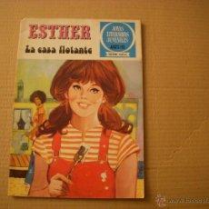Tebeos: ESTHER Nº 40, JOYAS LITERARIAS SERIE AZUL, EDITORIAL BRUGUERA. Lote 46103220