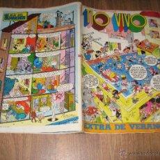 Tebeos: TÍO VIVO - EXTRA DE VERANO 1973 - BRUGUERA. Lote 46123240