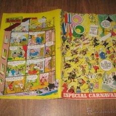 Tebeos: TÍO VIVO - ESPECIAL CARNAVAL 1974 - BRUGUERA. Lote 46123290