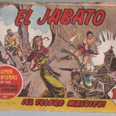 Tebeos: EL JABATO Nº 11.. Lote 23227819