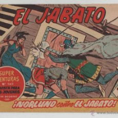 Livros de Banda Desenhada: EL JABATO Nº176 - CUADERNILLO ORIGINAL.. Lote 46165840