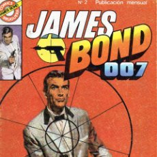 Tebeos: JAMES BOND 007 Nº2. Lote 46193356