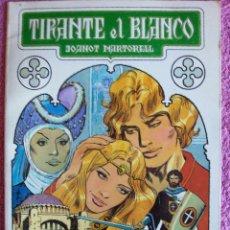 Tebeos: TIRANTE EL BLANCO 3 BRUGUERA 1982 COLECCION IMAGEN Y COLOR 1ª EDICION JOANOT MARTORELL. Lote 46219380