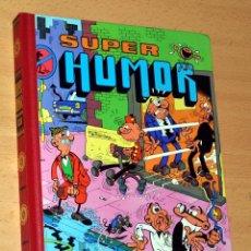 Tebeos: SUPER HUMOR - TOMO XXV - MORTADELO Y FILEMÓN, SACARINO Y MÁS - ED. BRUGUERA - 3ª EDICIÓN - AÑO 1985.. Lote 46251029