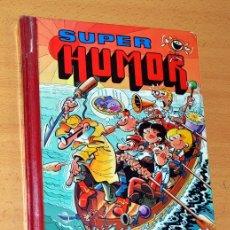 Tebeos: SUPER HUMOR - TOMO XXXII - MORTADELO Y FILEMÓN, SACARINO Y MÁS - BRUGUERA - 1ª EDICIÓN - AÑO 1983.. Lote 46251247