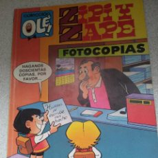 Tebeos: ZIPI Y ZAPE- 1988. Lote 46252635