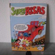 Tebeos: TEBEO COMICS SUPER RISAS TOMO Nº 10 BRUGUERA . Lote 46290125