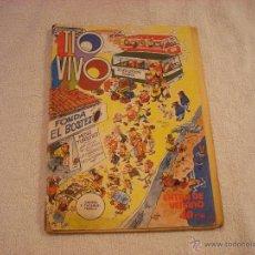 Tebeos: TIO VIVO EXTRA DE VERANO 1975. Lote 46314117