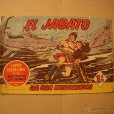 Tebeos: EL JABATO Nº 9, EDITORIAL BRUGUERA. Lote 46317400