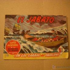 Tebeos: EL JABATO Nº 122, EDITORIAL BRUGUERA. Lote 46318698