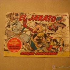 Tebeos: EL JABATO Nº 49, EDITORIAL BRUGUERA. Lote 46318750