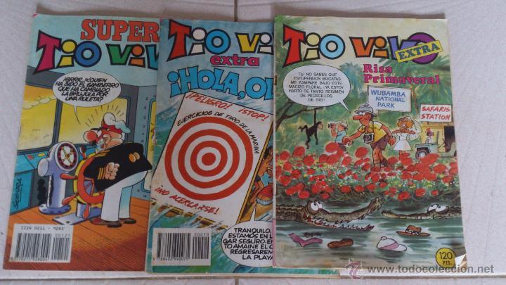 TIO VIVO (Tebeos y Comics - Bruguera - Tio Vivo)