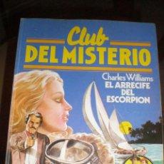 Tebeos: CLUB DEL MISTERIO, CHARLES WILLIAMS, EL ARRECIFE DEL ESCORPIÓN, Nº 48. Lote 46410841
