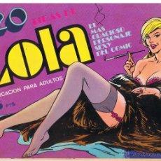 Tebeos: 120 TIRAS DE LOLA. Nº 5. BRUGUERA. 1975. (RF.MA). Lote 46444225
